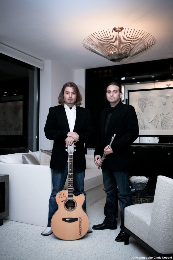 ZEN Musik at Villa O